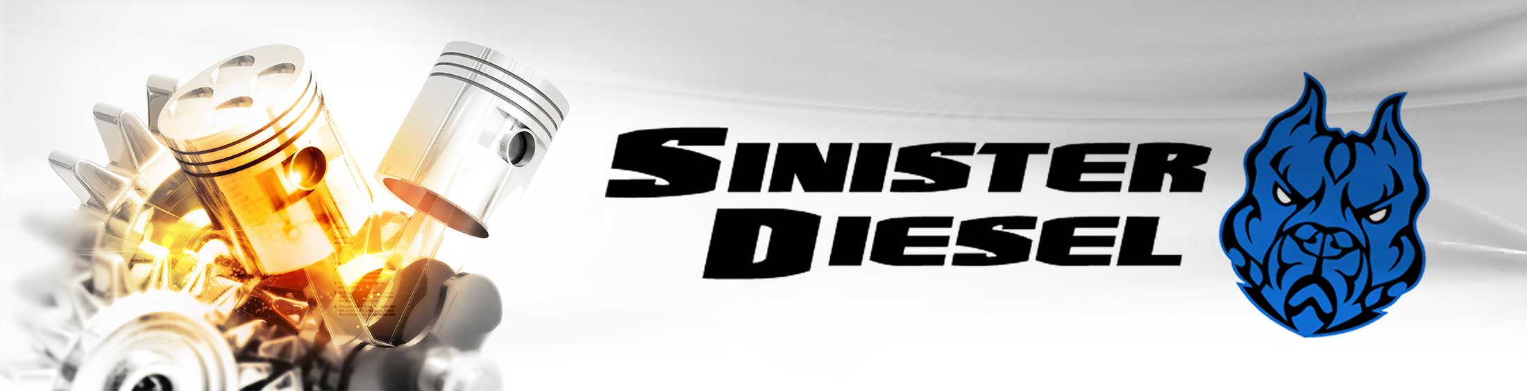 We carry Sinister Diesel